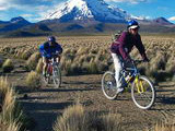 Bike near Sajama (J: Villarroel)