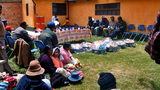 Social plan with local communities in Cordillera Real